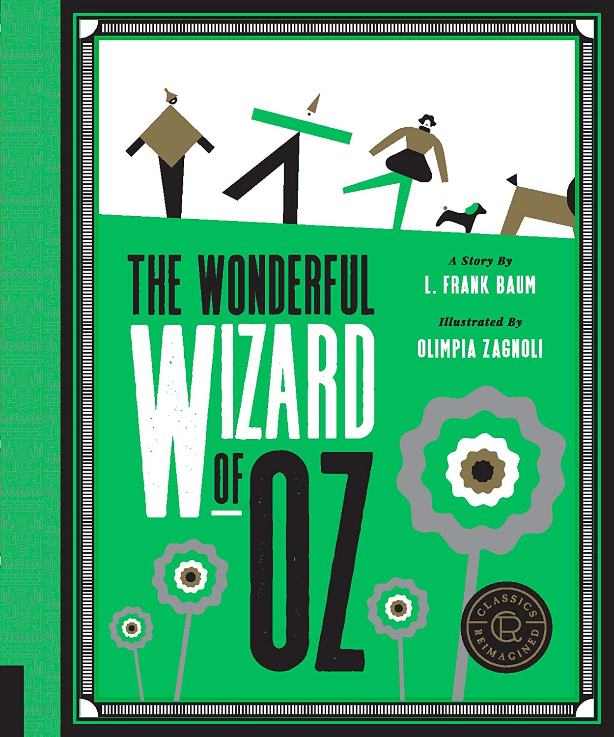 Classics Reimagined, The Wonderful Wizard of Oz (English Edition ...