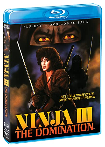 Ninja Iii: The Domination 2 Blu-Ray Edizione: Stati Uniti ...