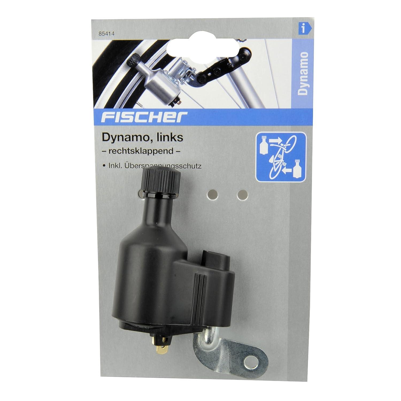 3 Watt Fischer Fahrradbeleuchtung//Dynamo Links 6 Volt