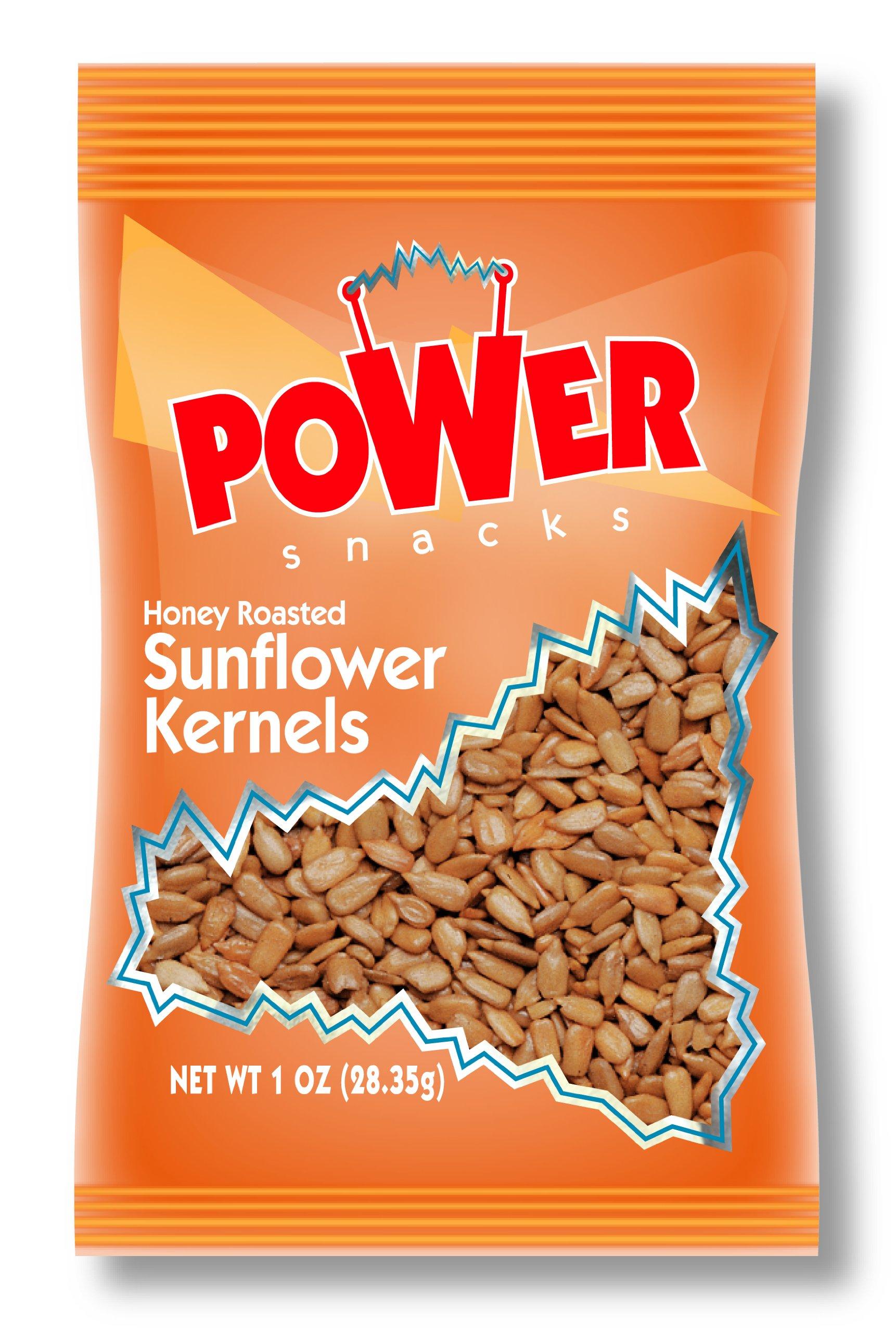 Azar Nut Company Sunflower Kernals, Honey Roasted, 1-Ounce Bags (Pack of 150) by Azar Nut Company