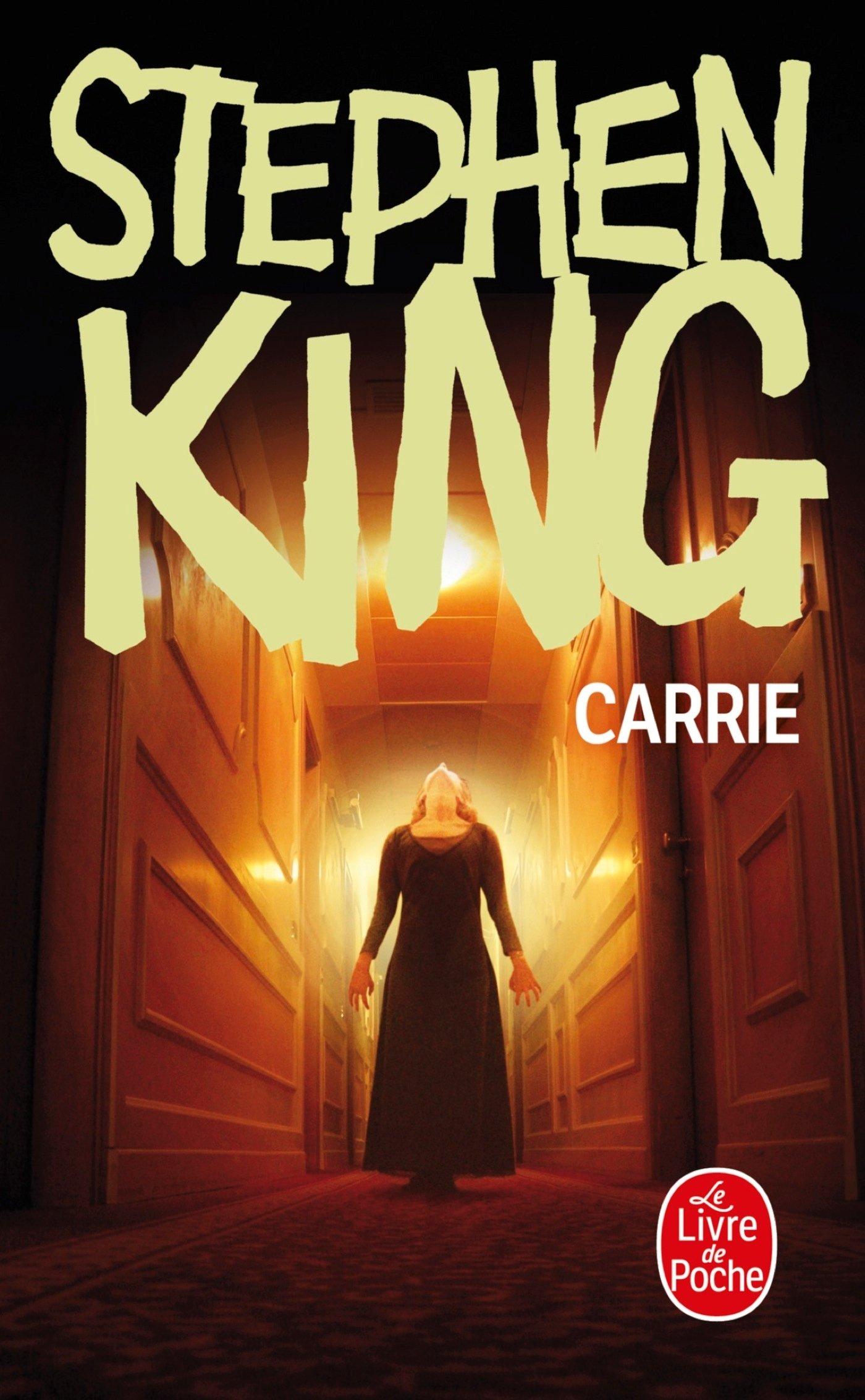 Carrie Poche – 6 janvier 2010 Stephen King Le Livre de Poche 2253096768 Fantastique