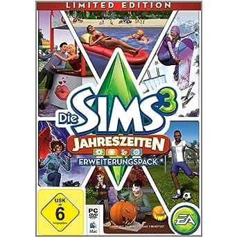 Die Sims 3 Jahreszeiten Pc Amazonde Games