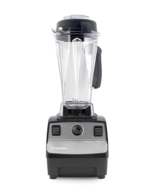 Vitamix Professional Series 200 Batidora de vaso 1.8L Negro ...
