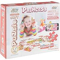 Akar Puzzle Prenses, 33x48 cm, 20 parça