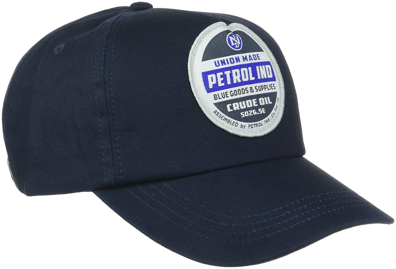 Petrol Industries Kappe Medium Vintage Bleu (Deep Navy 5091) One Size Petrol Industries BV M-FW18-CAP957