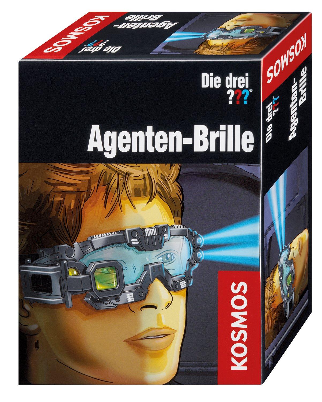 Kosmos Die drei ??? 631352 - Agenten-Brille Lernen Spiele für Drinnen