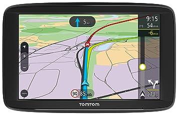 """Tomtom Via 62 - Navegador GPS (6"""" Pantalla táctil, resolución de 800 x"""