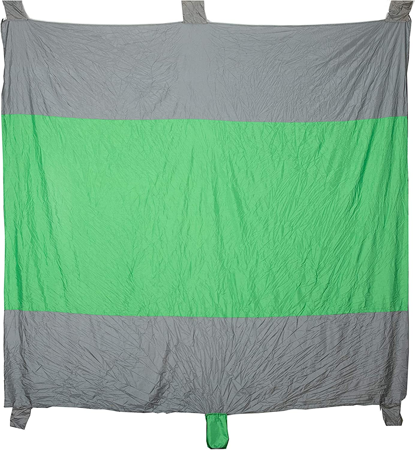 Extra Large Beach Blanket Lightweight Nylon Water Resistant Complete with Microfiber Cooling Towel