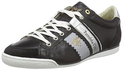 Pantofola d'Oro Roma Uomo Low, Baskets Homme, Schwarz (Black), 40 EU