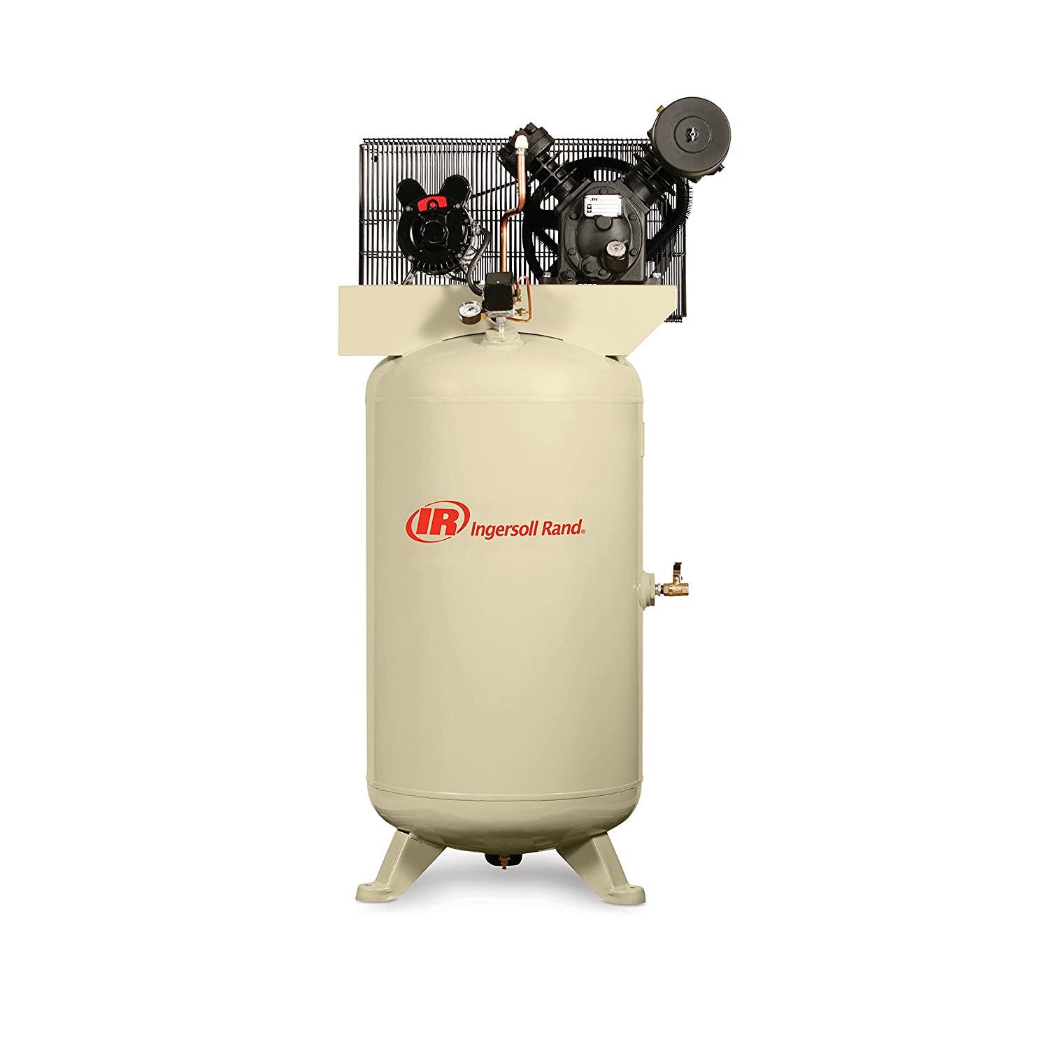 Ingersoll Rand 45464989 2340N5 5Hp Single 230 V Phase 2-Stage Air Compressor  - - Amazon.com