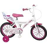 """Toimsa - 503 - Vélo pour Enfant - Fantasy - Fille - 14"""" - 4 à 7 ans"""