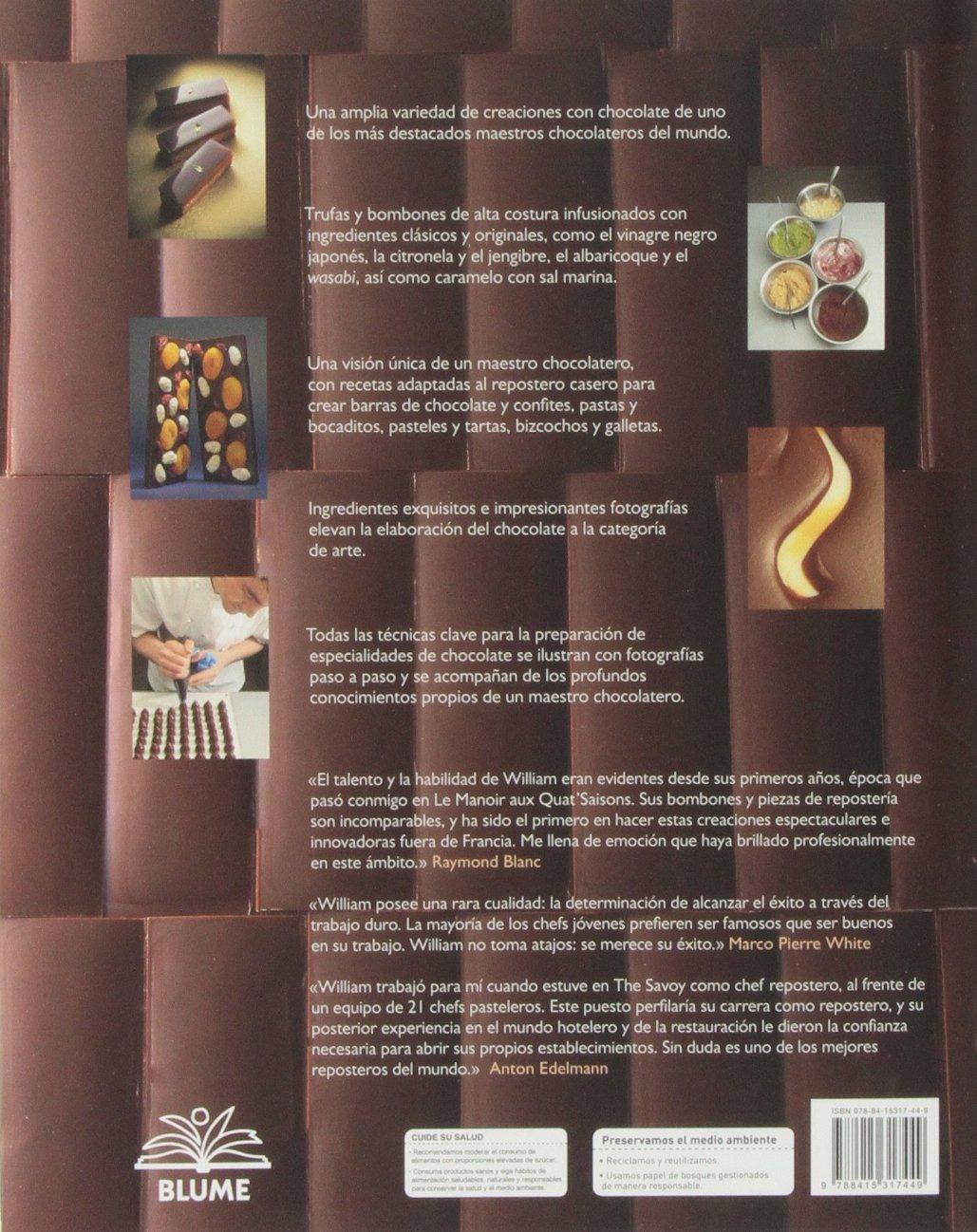 Chocolate de alta costura: Amazon.es: Curley, William: Libros