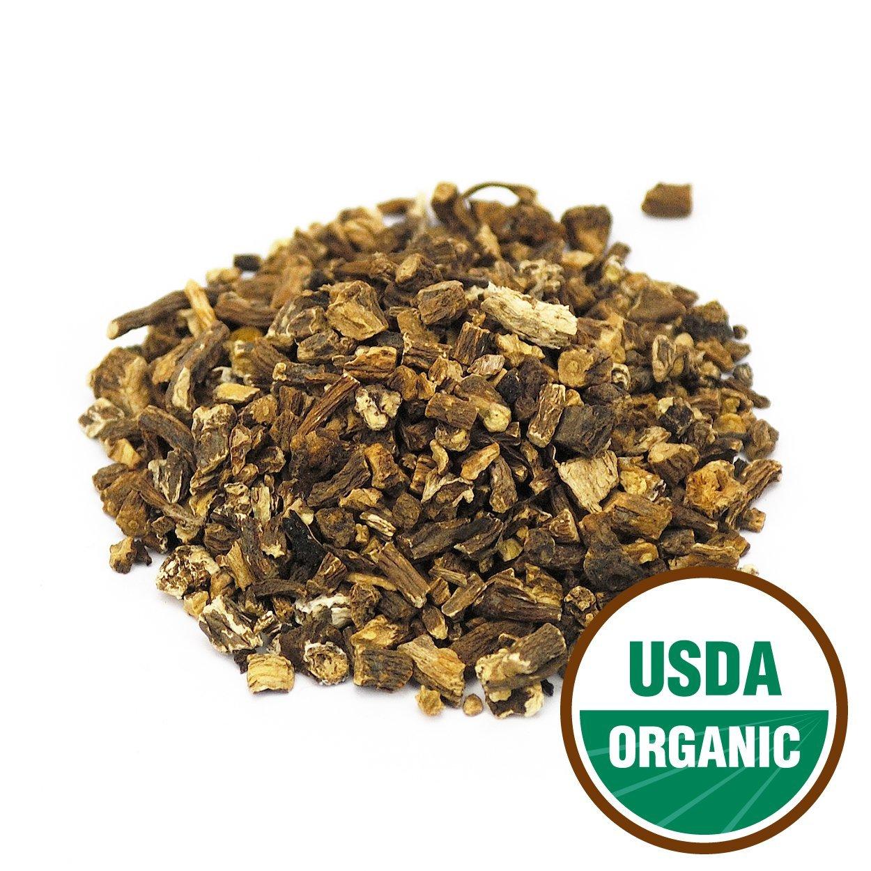 Bulk herbs spices organic organic herbal tea - Amazon Com Starwest Botanicals Organic Dandelion Root Tea 1 Pound Bulk Cut Sifted C S Loose Tea Pack Of 2 Grocery Gourmet Food