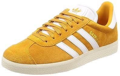 Adidas Gazelle 4 gld / WHT corriendo