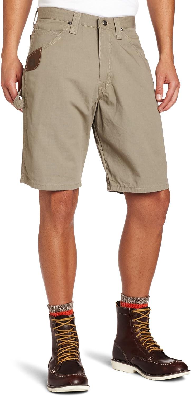 Wrangler Riggs Workwear Short Sale Special Price lowest price Carpenter Men's
