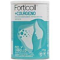 Forticoll Colágeno Bioactivo, Complemento Alimenticio, Sin Gluten, Sin Lactosa, Piel y Cabello Regenerador de Tejidos…