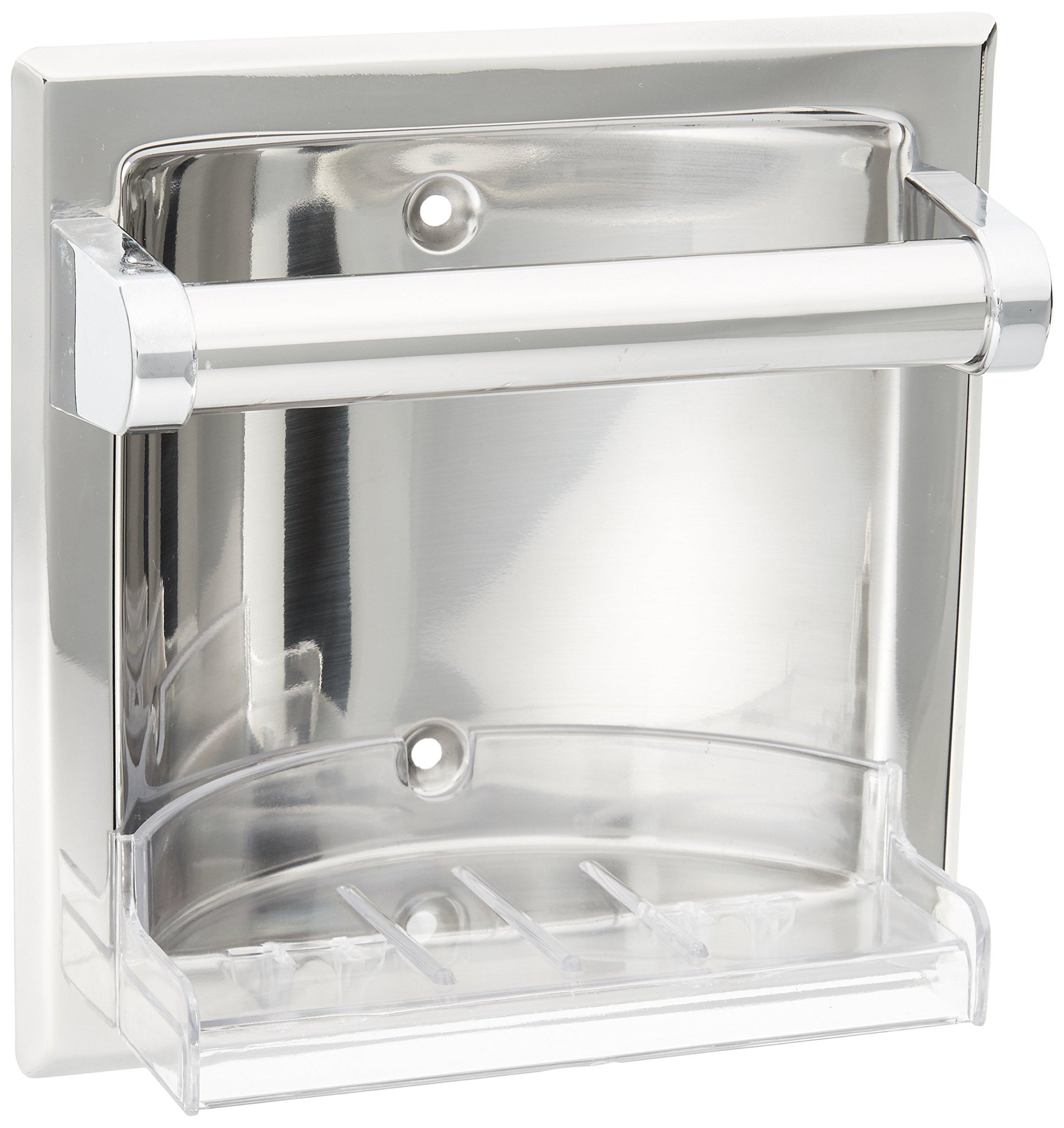 Moen 2565CH Donner Commercial Soap Holder, Chrome by Moen