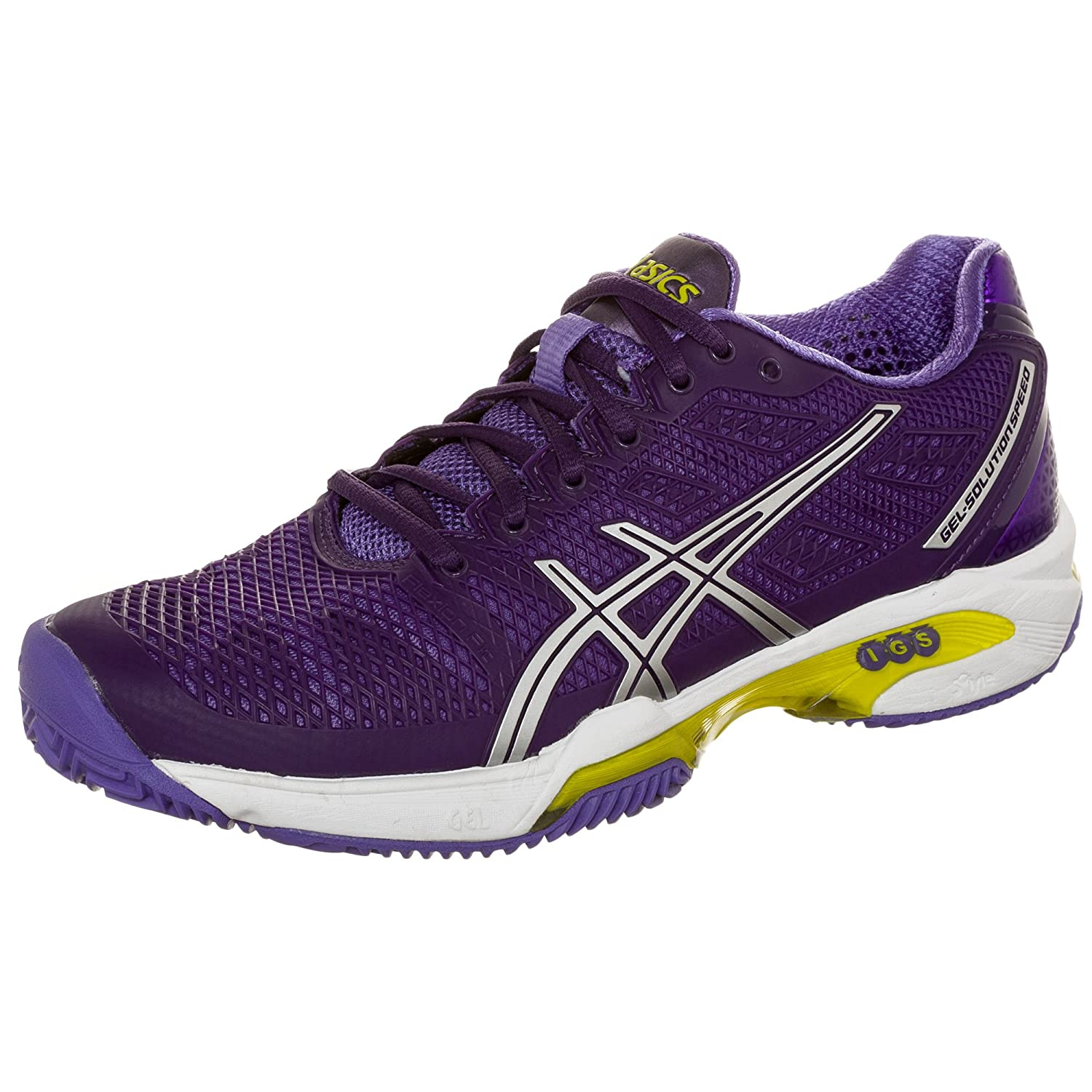 ZAPATILLAS ASICS PADEL GEL SOLUTION SPEED 2 CLAY: Amazon.es