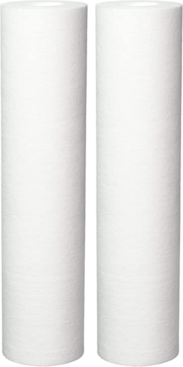 2-Pack Culligan CW-MF Whole House Water Filter Cartridge, CW-MF