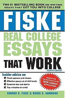 Fiske guide to getting into the right college edward fiske bruce fiske real college essays that work fiske college guides fandeluxe Image collections