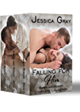 Falling for Him - Karen and Robert: Complete Collection