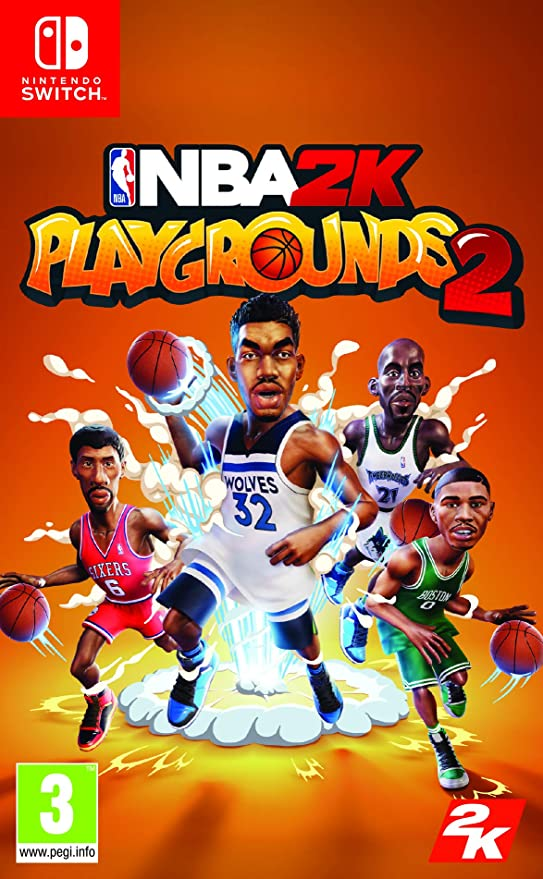 NBA 2K Playgrounds 2: Amazon.es: Videojuegos