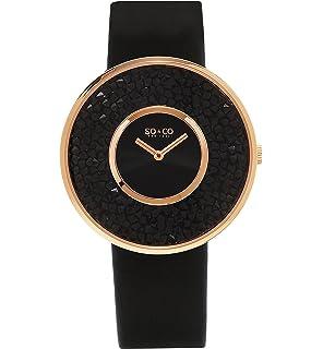 So & Co New York Mujeres Soho analógica japonés Reloj de Cuarzo – 5223