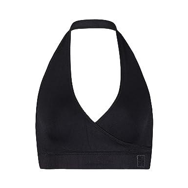4b2013ed7eabf BRABAR HUG Bralette - Halter - Comfortable Supportive Bra for Teens