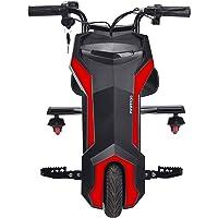 Triciclo ELECTRICO Crazy Bike Sup INFINITON (Amortiguacion Trasera
