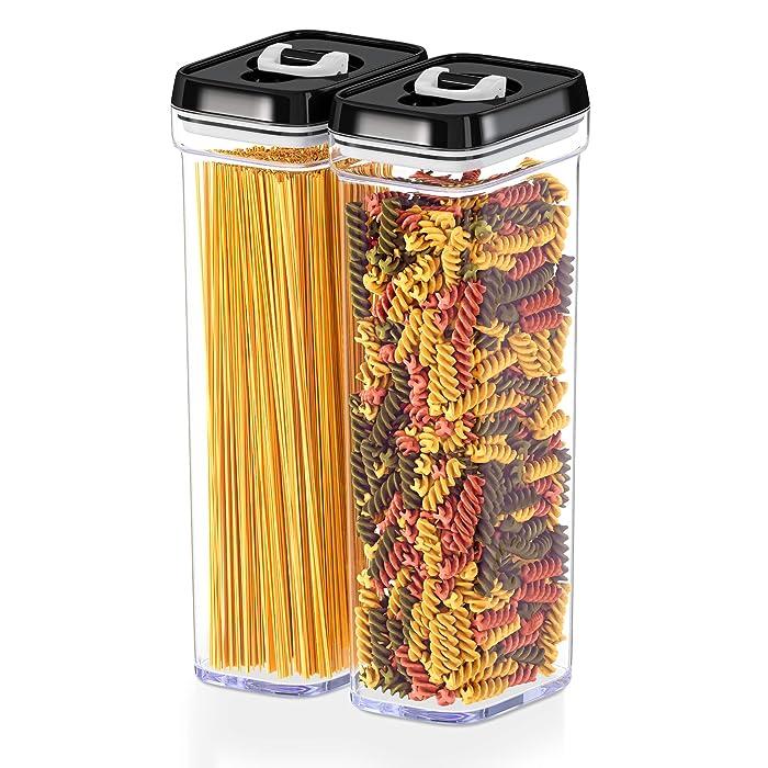 Top 10 Spaghetti Food Storage