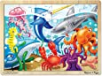 Melissa & Doug Under the Sea Jigsaw Puzzle 24 pc