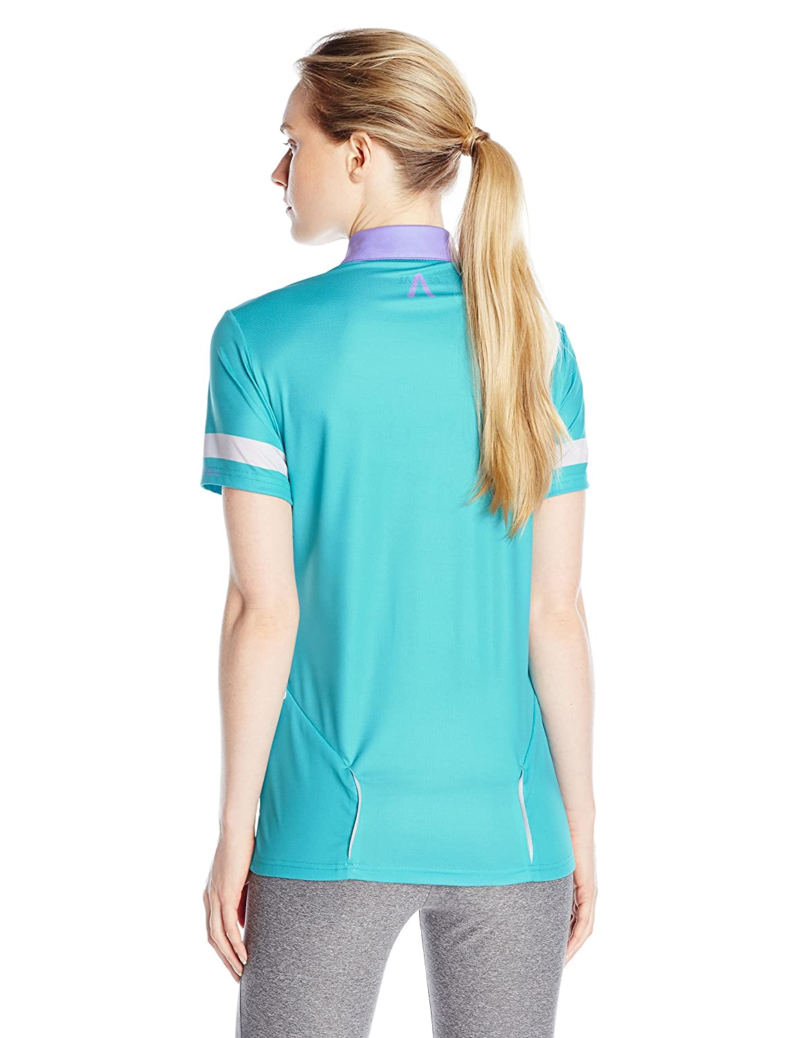 Primal Wear Womens Kick Saunders Polo Shirt