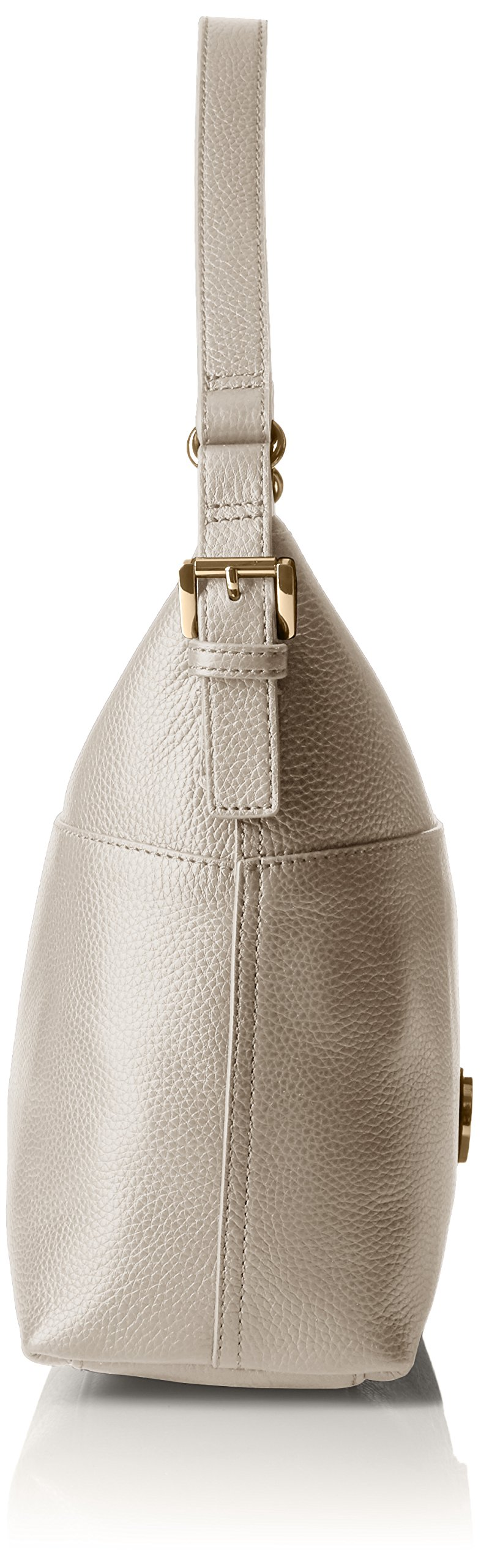 Tommy Hilfiger Purse for Women TH Summer of Love Hobo, Oatmeal by Tommy Hilfiger (Image #3)