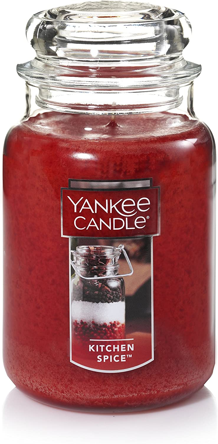 Yankee Candle Large Jar Candle Kitchen Spice