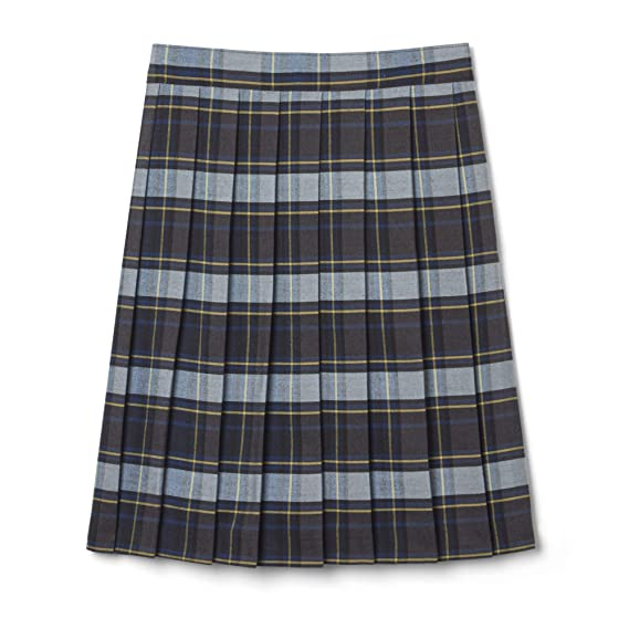 d70754633c French Toast Big Girls' Plaid Pleated Skirt: Amazon.ca: Clothing ...