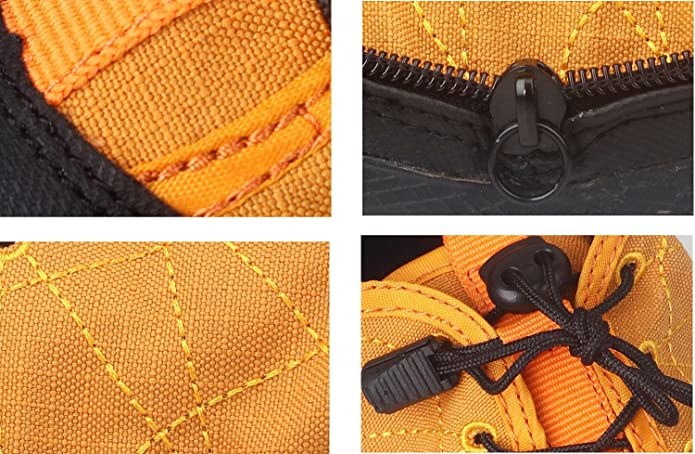 Kemosen Unisex Tela Sneaker Donna Uomo Pieghevole Scarpe da Ginnastica Ultraleggeri 5V6GmaUd