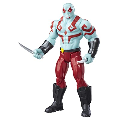 Marvel Guardians of the Galaxy 6-inch Drax: Toys & Games