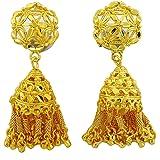 Indian Ethnique Bijoux Cadeau Traditionnel Dangle Boucles D'Oreilles Bollywood Pour Les Femmes