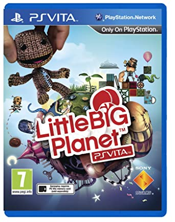 LittleBigPlanet (PlayStation Vita): Amazon co uk: PC & Video