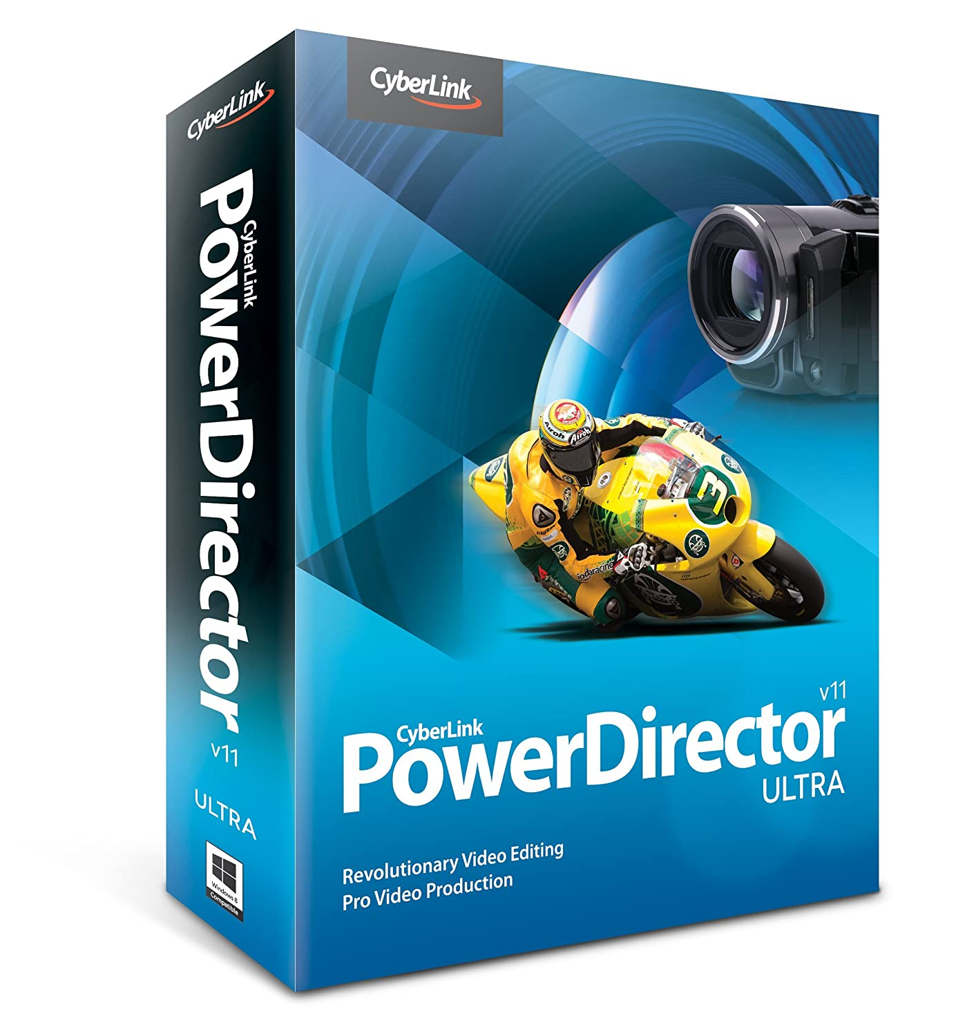 CyberLink PowerDirector 16.0.2313.0