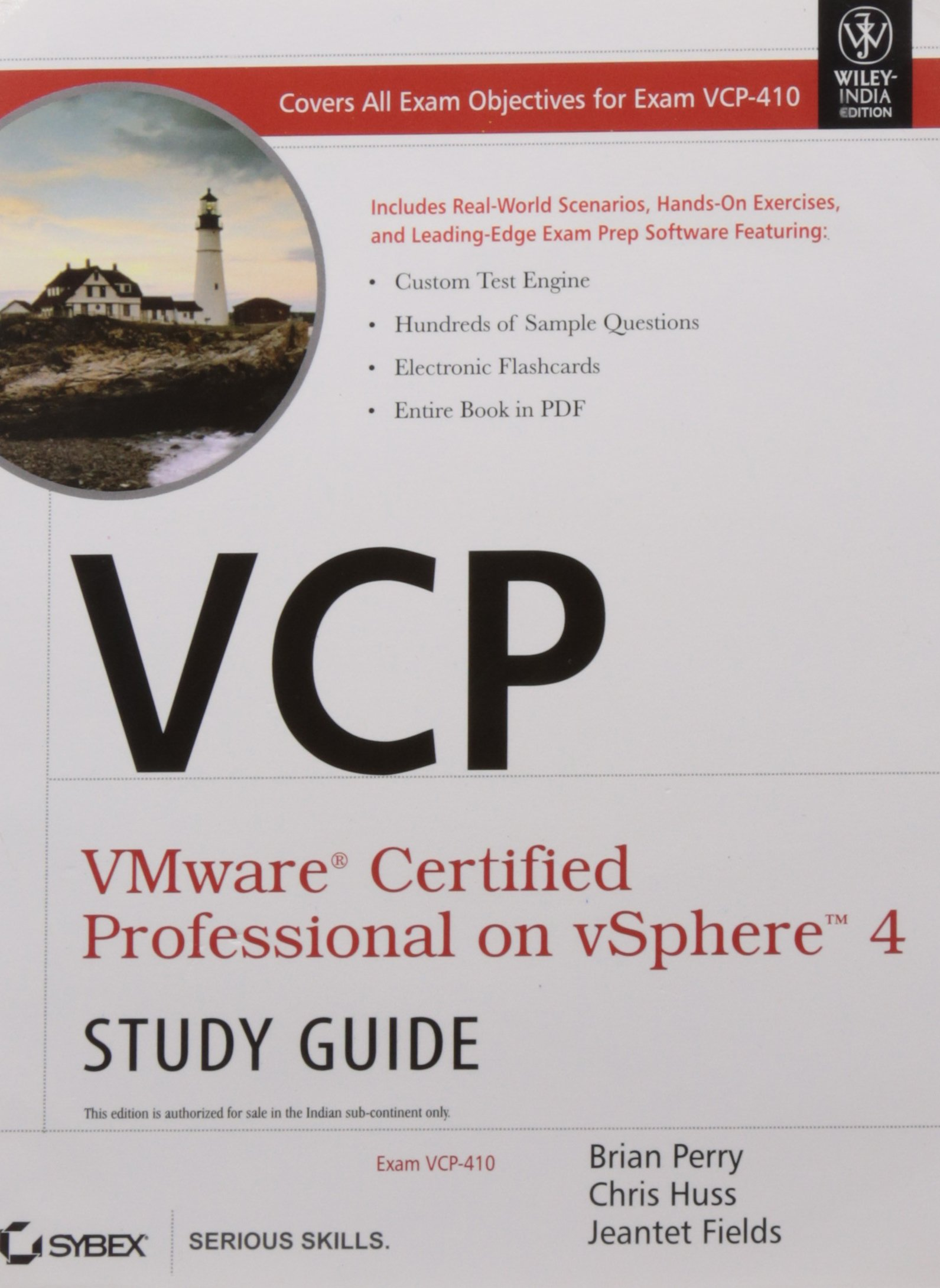 Inspirational photos of vcp certification business cards and vcp certification lovely vcp vmware certified professional on vsphere 4 study guide xflitez Images