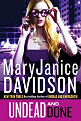 Undead and Done (Queen Betsy Book 15) Kindle Edition