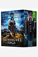 Stormborn Saga: Guardian of the Seas (A Tale of the Dwemhar Trilogy) (Stormborn Saga Series Boxset Book 1) Kindle Edition