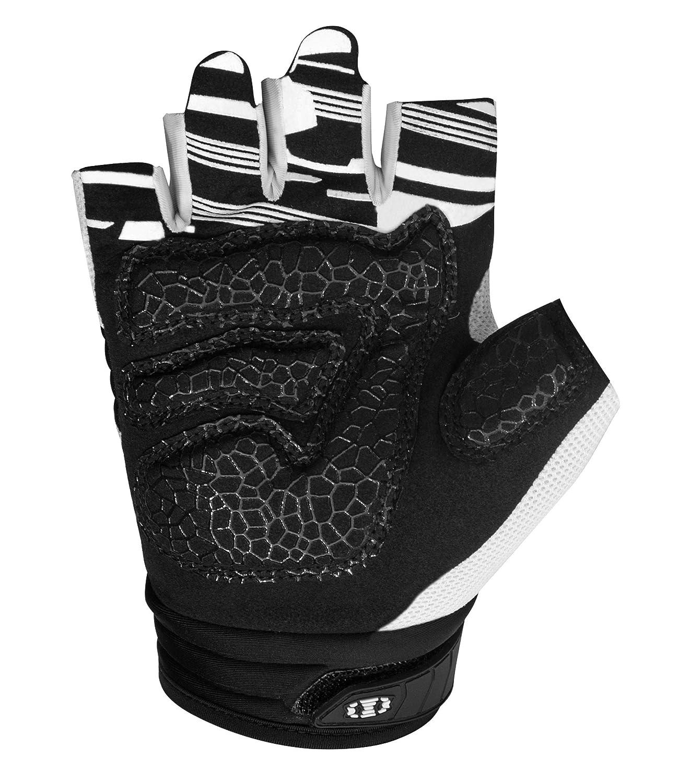 Seibertron Dirtclaw Adult BMX MX ATV MTB Road Racing Mountain Bike Bicycle Cycling Off-Road//Dirt Bike Gel Padded Anti Slip Palm Fingerless Gloves Motorcycle Motocross Sports Gloves