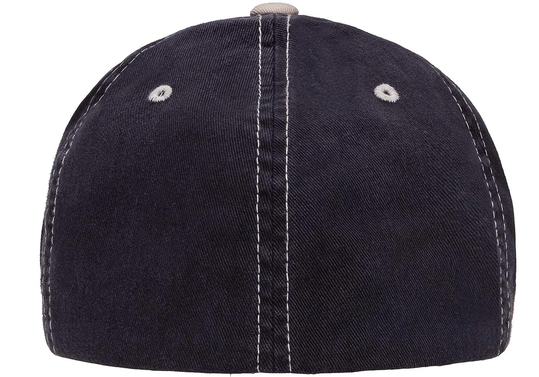 Flex fit Mens Contrast Stitch Dad Cap Cap
