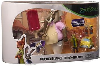 ZootropolisStorypack FigurasAmazon Rocco Juguetes L70904 5 Con eEH9YDIW2