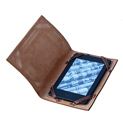 size 40 cfd1b faad1 Royal Beetle Handmade Tough Genuine Leather Kindle Cover - Paperwhite