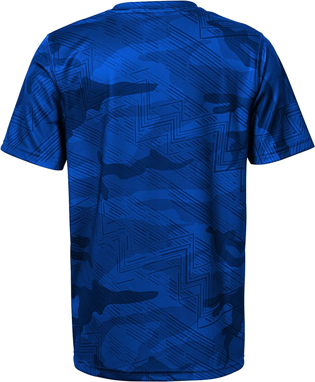 NBA by Outerstuff NBA Youth Boys Full Assault Sublimated Short Sleeve Tee