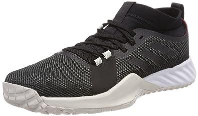 adidas PerformanceCRAZYTRAIN PRO 3.0 W - Sports shoes - white/chapea/ hire orange xQDmKkM