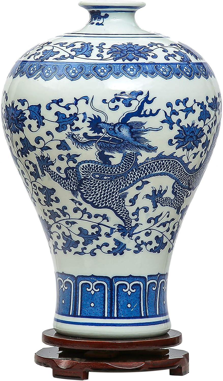 Jarrón decorativo de porcelana -Envio Gratis VER